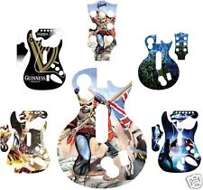 Skin Designs for Guitar Hero (PS3, X-BOX 360 & Wii)
