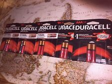 LOT 10 DURACELL Quantum Batteries with Duralock Power Preserve Technology, AAA
