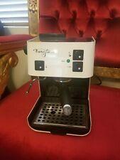 Saeco Starbucks® BARISTA Cups Traditional Pump Espresso Maker Machine SIN 006