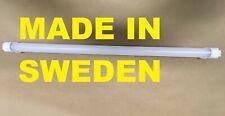 """Aura Light 2FT LED Tube Light Bulb T8 T12 24"""" 15W 1825 Lumen 5000K Frosted 2'"""