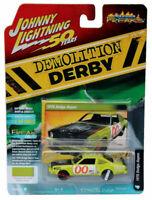 Johnny Lightning 50 Years 1:64 Diecast Demolition Derby 1976 Dodge Aspen #4