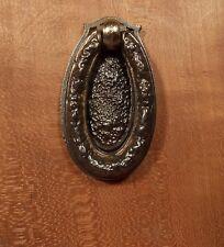 Antique metal drawer ring pull