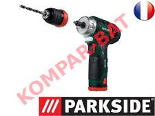 Parkside 12 V Perceuse sans fil//Tournevis Set avec batterie et chargeur LNPP 12 D2