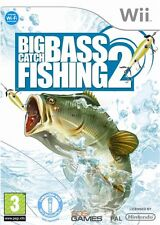 Big Catch Bass Fishing 2 (Wii) Nintendo Wii PAL Brand New