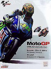 MotoGP - 09 Ultimate Collection (DVD 3 Disc, 2009) Region 4