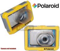 Dive-Rated Waterproof Camera Housing Protects Virtually Any Compact Lens Camera