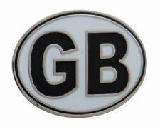GB Großbritannien / Vereinigtes Königreich Fahrzeug Code Sticker Anstecker