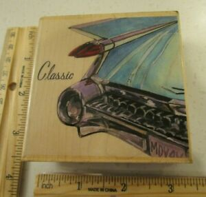 CLASSIC  MW RUBBER STAMP-STAMPS HAPPEN