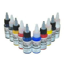 Iwata Opaque /Transparent Kit Com-Art Colours NEW Airbrush Anest Iwata