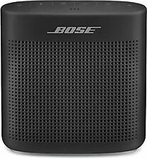02578 Bose SoundLink Color Bluetooth Speaker II Soft Black