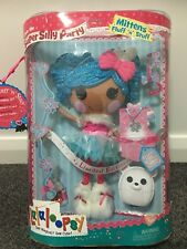 Lalaloopsy Super Silly Party Doll Mittens Fluff N Stuff Limited Edition (BNIB)