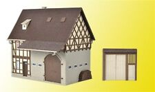 VOLLMER 43731 Gauge H0, Farmouse with Barn and Yard gate # in #