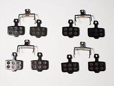 4 Pairs Organic Disc Brake Pads for Avid Elixir 1 3 5 7 SRAM XX X0 R CR