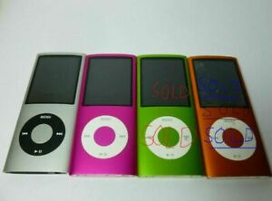 FAULTY Apple iPod Nano 4th Gen (8GB) Media Player spares or repair Model A1285