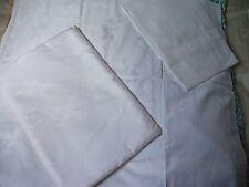 Orig. EGA -   BROKAT-Damastbettwäsche-Garnitur 4- teilig  130 x 200 NEU