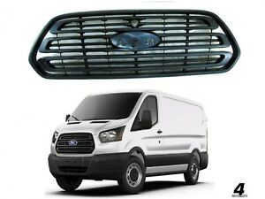 For 2015-2019 Ford Transit Grille 150/250/350 Front Grill New USA Stock