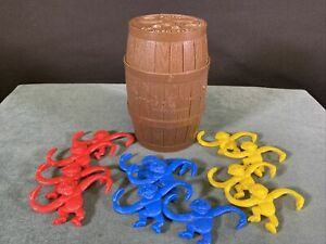 1966 Lakeside Toys Barrel of Monkeys Vintage Game No. 8132