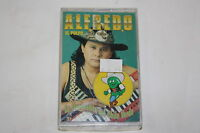 AlFredo El Pulpo La quebradita del Chile verde(Audio Cassette Sealed)