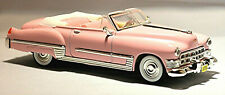Cadillac Series 62 Coupe de Ville Convertible 1949 pink 1:43 Lucky Die-Cast