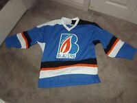 Kamloops blazers vintage hockey jersey