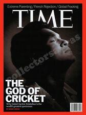 SACHIN TENDULKAR - Cricket Legend - TIME magazine cover ONLY - A4 size HQ print