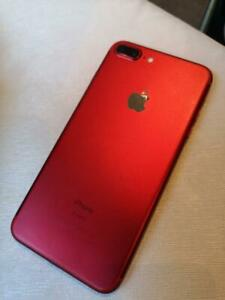 Apple iPhone 7 Plus (PRODUCT)RED - 128GB - (Unlocked)