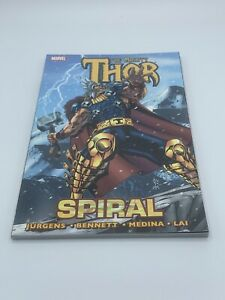 The Mighty Thor Spiral Marvel TPB Graphic Novel Softcover SC New