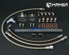 MAMBA Turbo Oil & Water line Kit For Nissan TD42 Patrol GU w/ Hitachi HT18