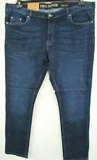 NEU Herren Denim Jeans Hose Blue blau Stretch Übergröße 66,68,70,72 Inch W50-56