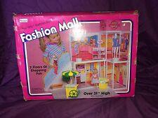"""NIB Sears Fashion Mall For 11 1/2"""" Fashion Dolls (Barbie Size Dolls)"""