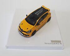 RENAULT CLIO RS16 1/43ème