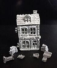 1/12 Scale Dolls House - Flower Shop toy dollshouse - HS44U - Pewter
