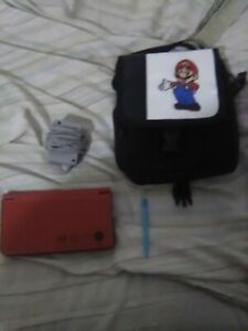 Nintendo Dsi Xl 25th Anniversaryedition With Stylus,Charger And Carrying Case