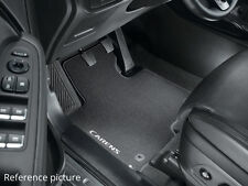 Genuine Kia Carens 2013 onwards Carpet Floor Mats - Velour - # A4143ADE10 - RHD