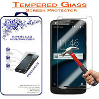 For Motorola Moto X Force Ballistic [ Tempered Glass ] Screen Protector