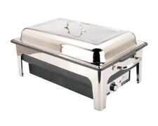 Sunnex Electric Chafer 1/1 13.5 Ltr / 100mm Chafing Dish X85187