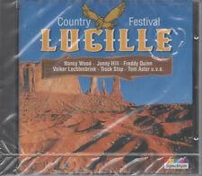 Country Festival Lucille CD NEU Nancy Wood Jonny Hill Freddy Quinn Truck Stop