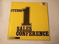Studio 1 Sales Conference Vol. 1 1979 - Various Artists - Vinyl LP