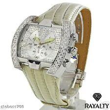 RAYALTY New Mens .50ctw Diamond Watch Compare: $2820.00