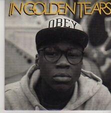(CV203) In Golden Tears, Underneath The Balance - 2012 CD