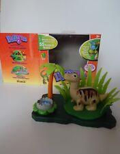 Silverlit DigiDinos Max Apatosaurus habitat forest playset
