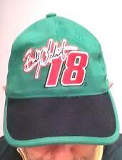 Vintage Chase Authentics #18 Bobby Labonte Cap Gibbs Racing Cintas Free Shipping