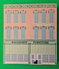 Cat's Meow Waldorff Furniture Series Viii Faline '94 Wooden Shelf Sitter