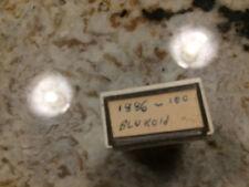 35 pc Schmetz sewing machine needles 1886 Nm 100 Blukold coated