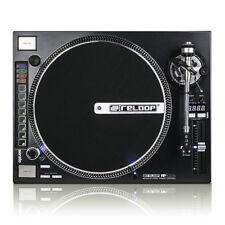 Reloop RP-8000 Straight - Hi-Torque Direct Drive DJ Turntable Deck Controller