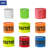 Yoko Hi-Vis ID Professional Armband ID03 - Waterproof Security Work Armband
