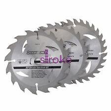 TCT Circular Saw Blade 135mm Diameter 12.7mm Bore 10mm Ring Mitre Chop 1/2