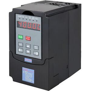 Frequenzumrichter 1.5KW/ 2.2KW 220 V AC Motor VFD Drehzahlregler Variable Invert