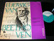 KARL SUSKE Beethoven - Streichquartett A-dur op.18 / DDR LP 1962 ETERNA 820274