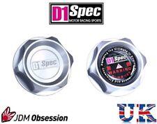 D1 Spec Tapón De Llenado Aceite Plata horizonte 350Z R33 180SX 200SX S13 S14 Pulsar GTR